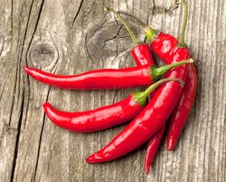 Красный острый перец для присухи